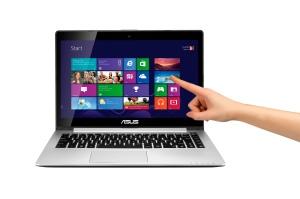 s200 rezolutie mare - Laptopurile cu touchscreen: o atingere din viitor