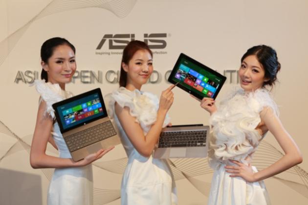 tableta si laptop - Laptopurile cu touchscreen: o atingere din viitor