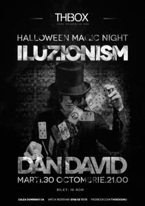 David Dan magician