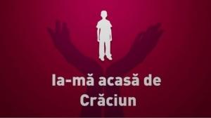 Campania ia-ma acasa de Craciun