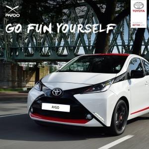 image2 - Toyota Aygo, mașina cu personalitate multiplă
